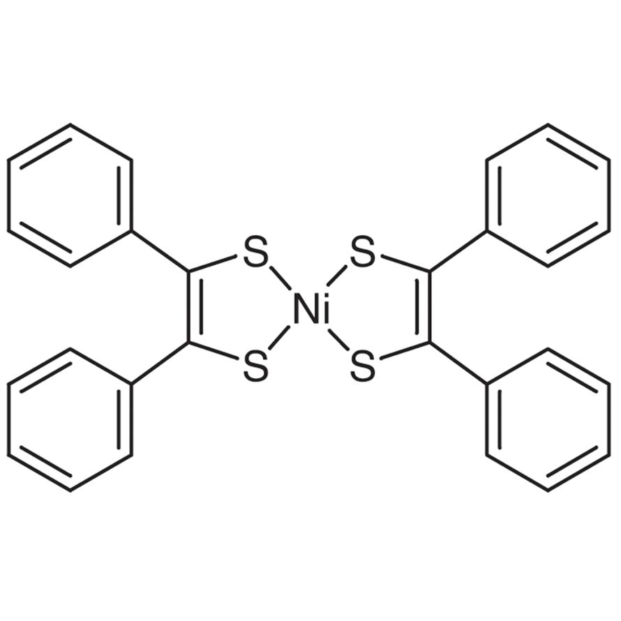 Bis(dithiobenzil)nickel(II)