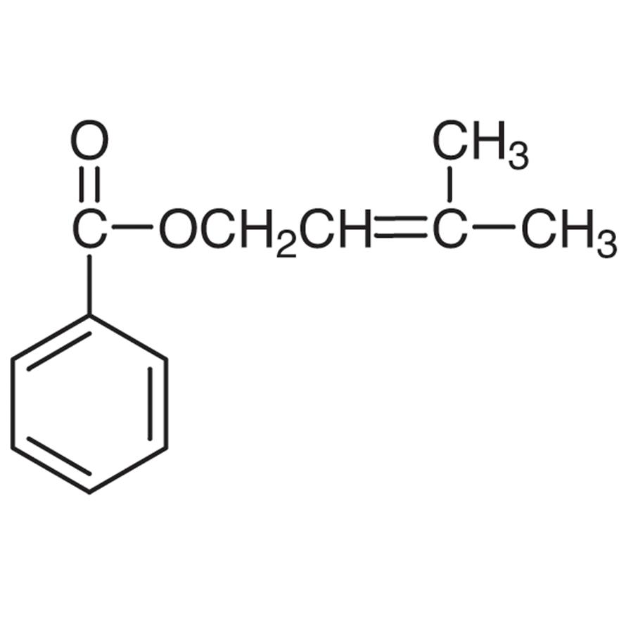 3-Methyl-2-butenyl Benzoate