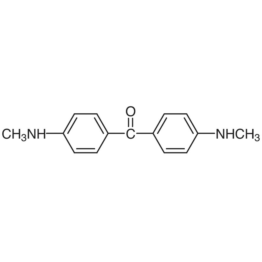 4,4'-Bis(methylamino)benzophenone