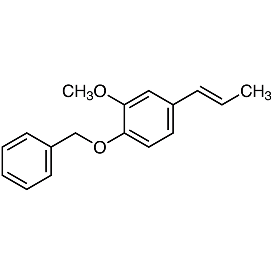 (E)-1-Benzyloxy-2-methoxy-4-(1-propenyl)benzene
