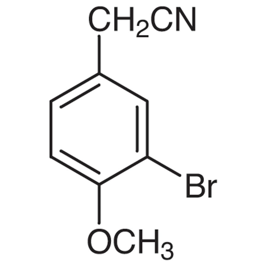 3-Bromo-4-methoxybenzyl Cyanide