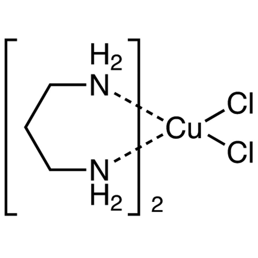 Bis(1,3-propanediamine) Copper(II) Dichloride