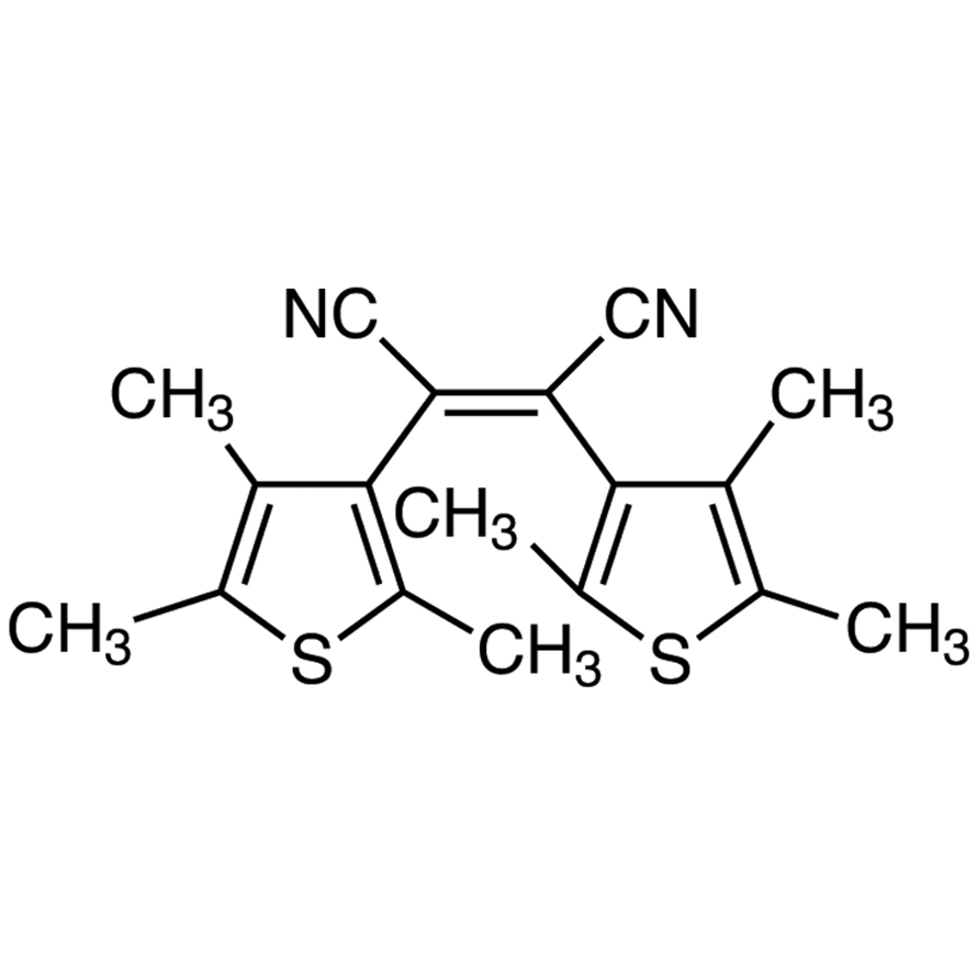 cis-1,2-Dicyano-1,2-bis(2,4,5-trimethyl-3-thienyl)ethene