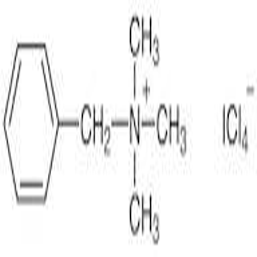 Benzyltrimethylammonium Tetrachloroiodate [Chlorinating Reagent]