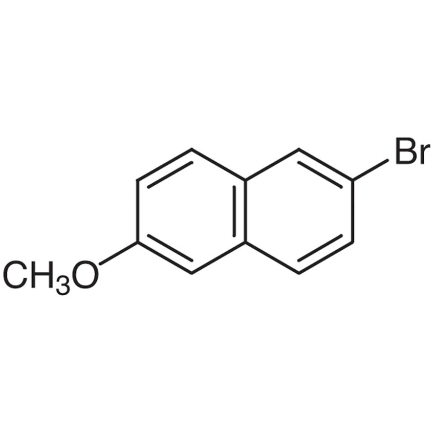 2-Bromo-6-methoxynaphthalene