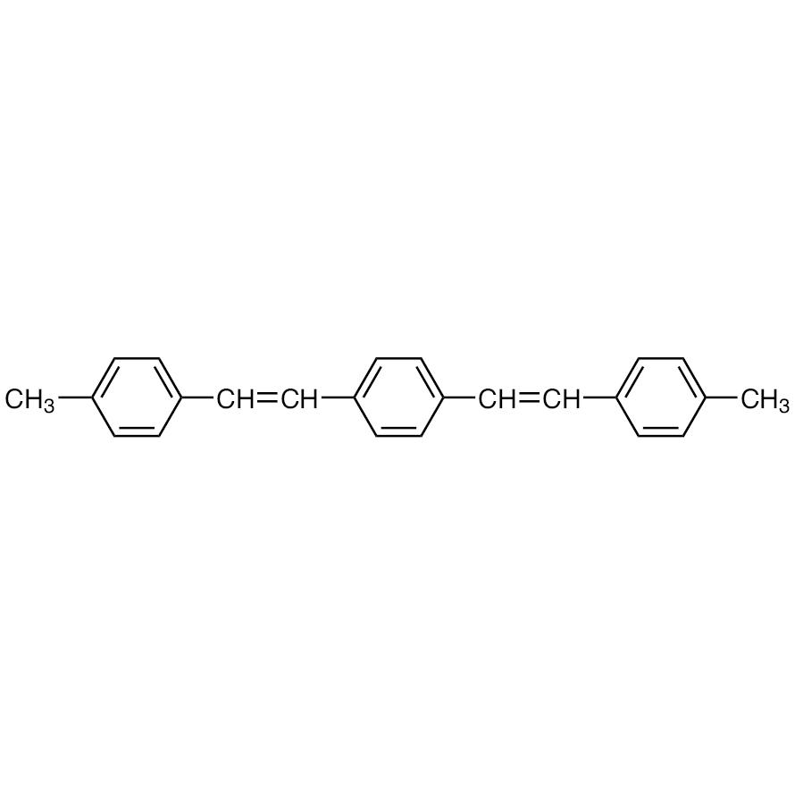 1,4-Bis(4-methylstyryl)benzene