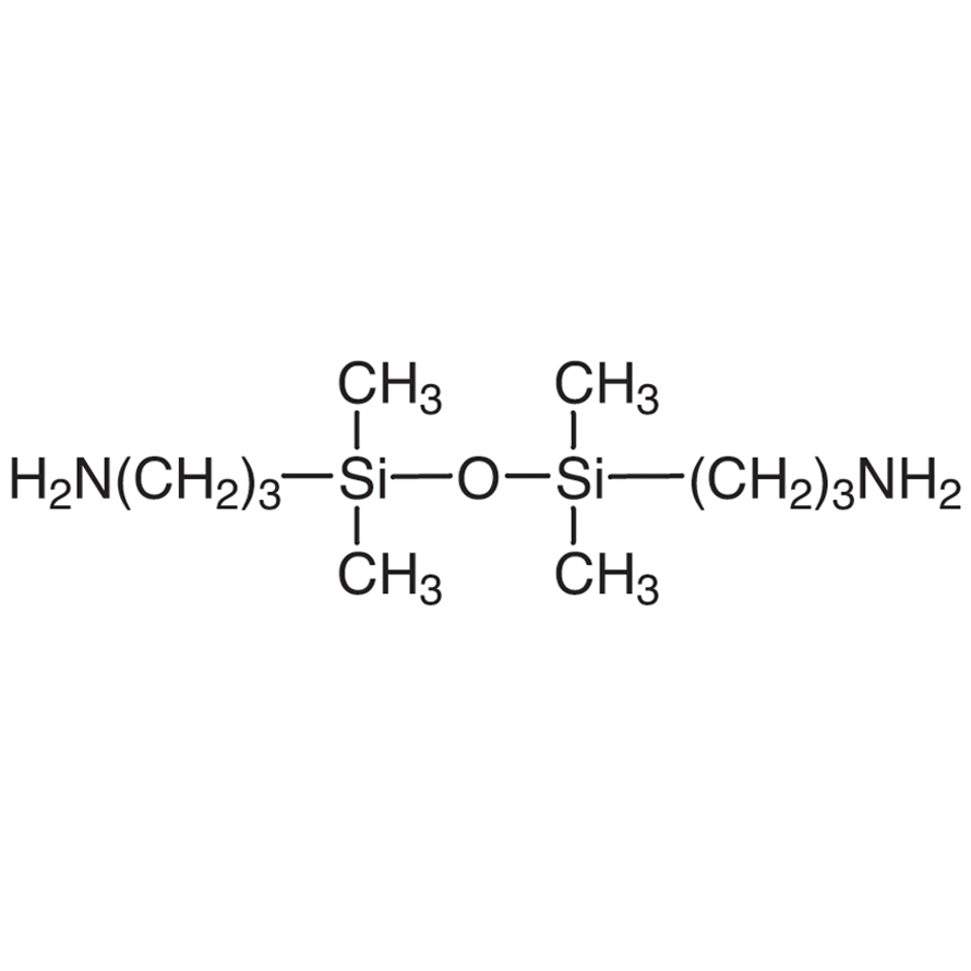 1,3-Bis(3-aminopropyl)tetramethyldisiloxane [Monomer for silicon modified polyamides]