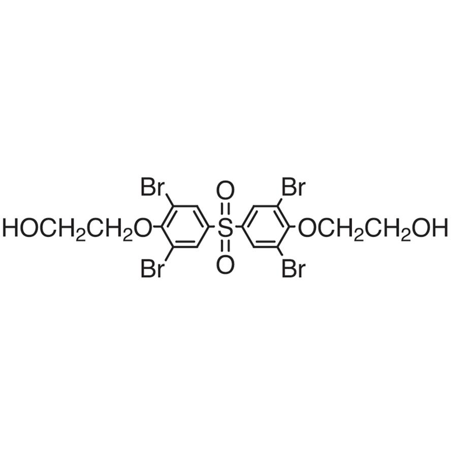 Bis[3,5-dibromo-4-(2-hydroxyethoxy)phenyl] Sulfone