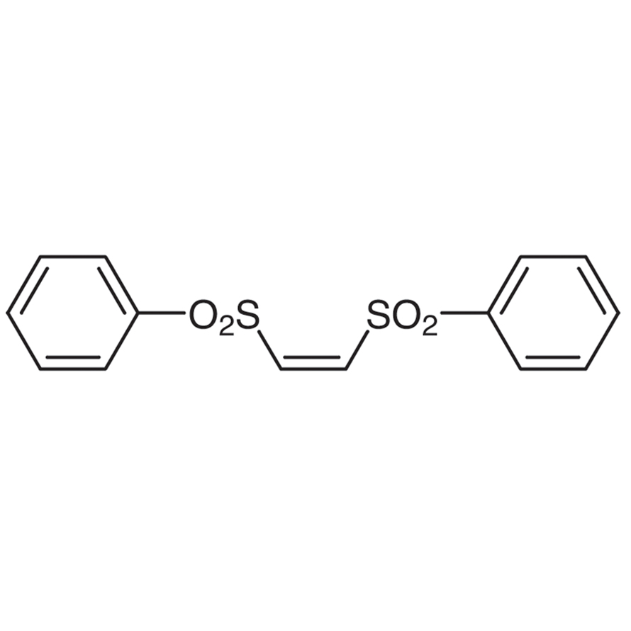 cis-1,2-Bis(phenylsulfonyl)ethylene