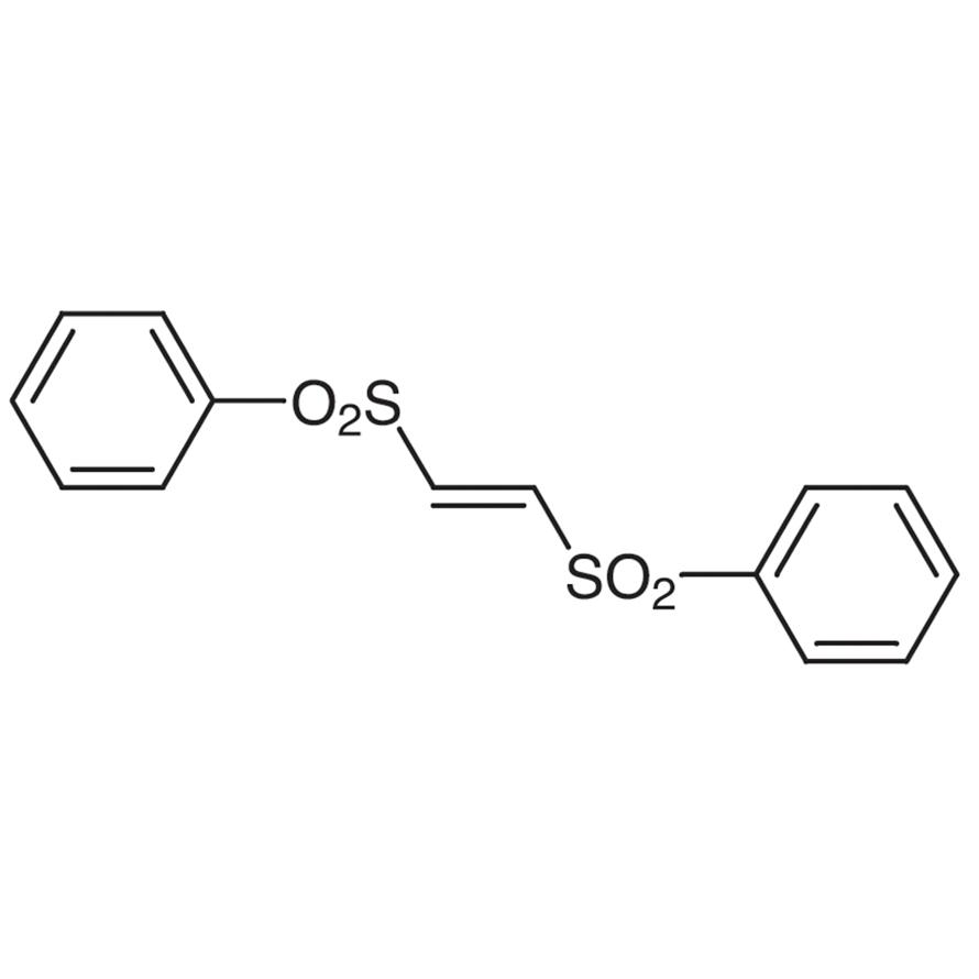 trans-1,2-Bis(phenylsulfonyl)ethylene