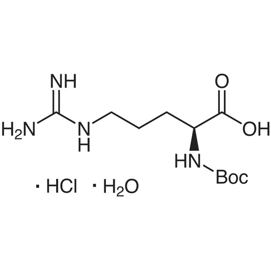 N-(tert-Butoxycarbonyl)-L-arginine Hydrochloride Monohydrate