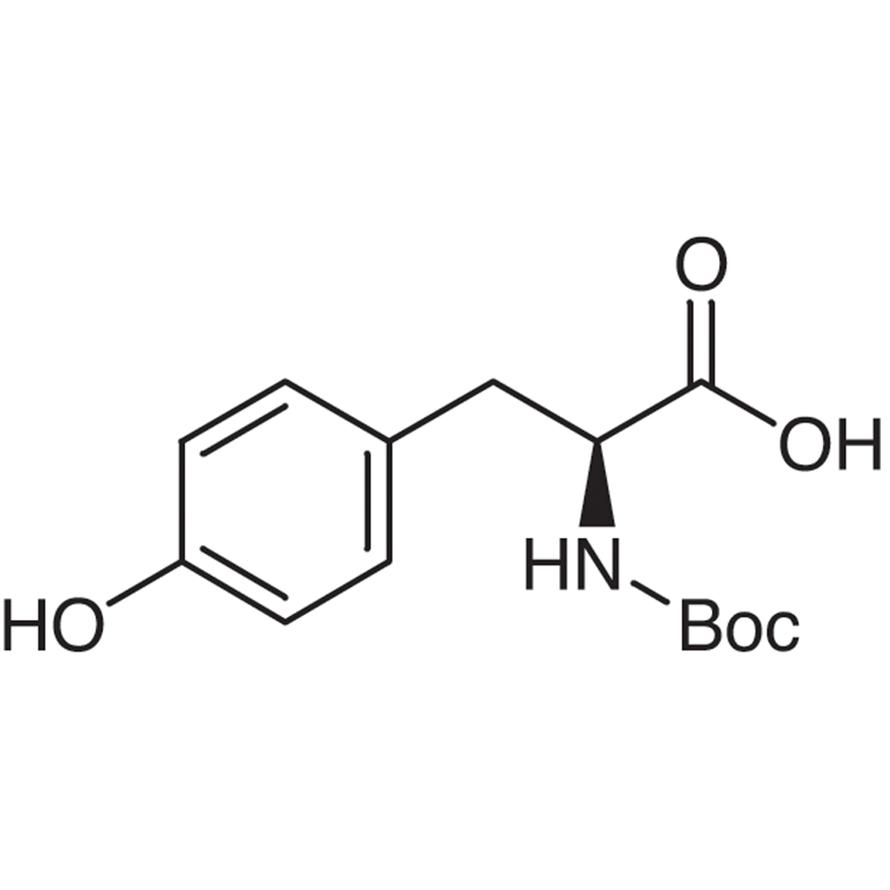 N-(tert-Butoxycarbonyl)-L-tyrosine