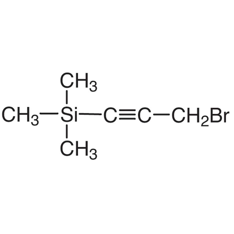 3-Bromo-1-(trimethylsilyl)-1-propyne