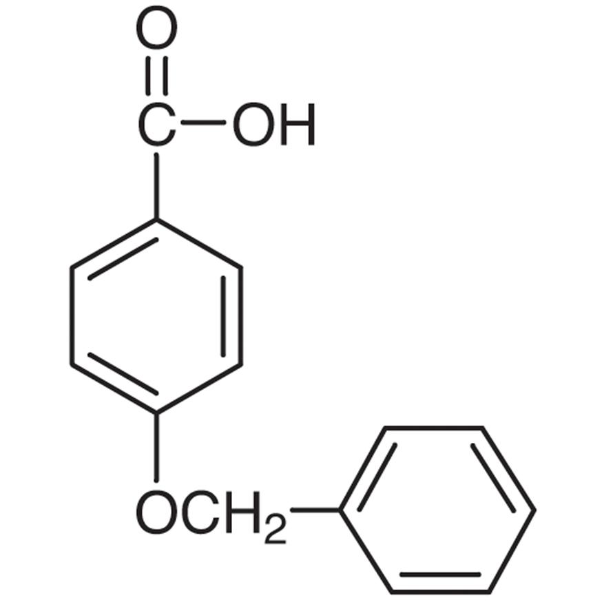 4-Benzyloxybenzoic Acid