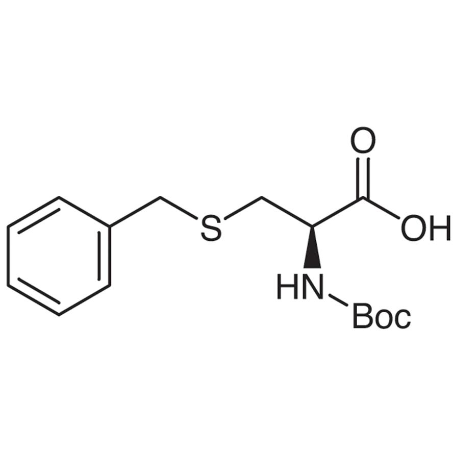 N-(tert-Butoxycarbonyl)-S-benzyl-L-cysteine