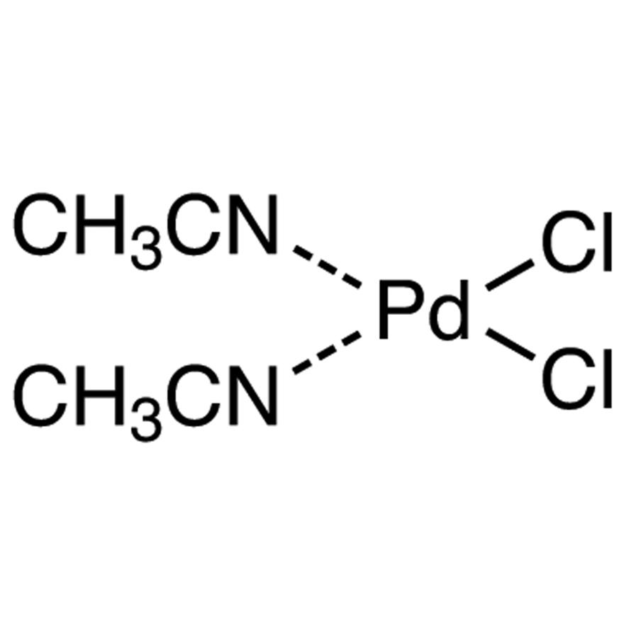 Bis(acetonitrile)palladium(II) Dichloride