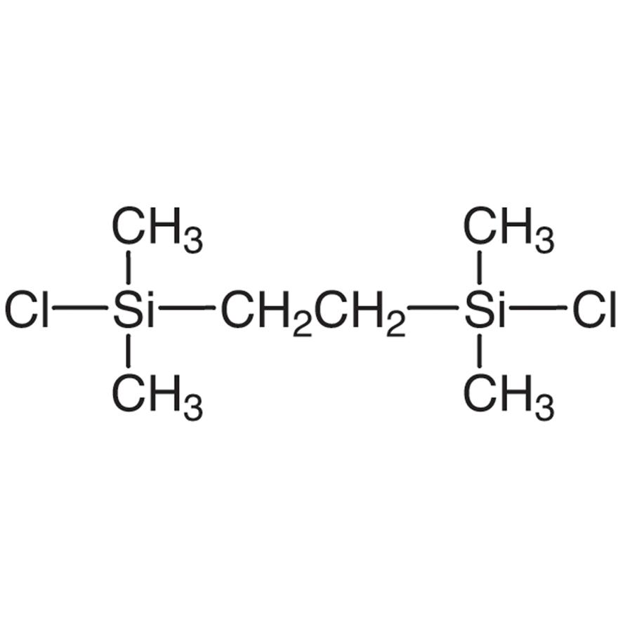1,2-Bis(chlorodimethylsilyl)ethane [Protecting Reagent for Primary Amines]