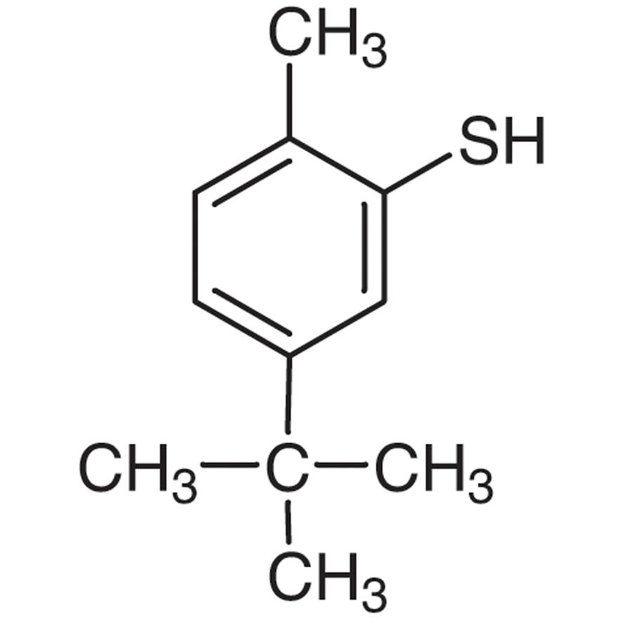 5-tert-Butyl-2-methylbenzenethiol