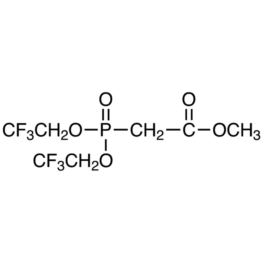 Bis(2,2,2-trifluoroethyl) (Methoxycarbonylmethyl)phosphonate