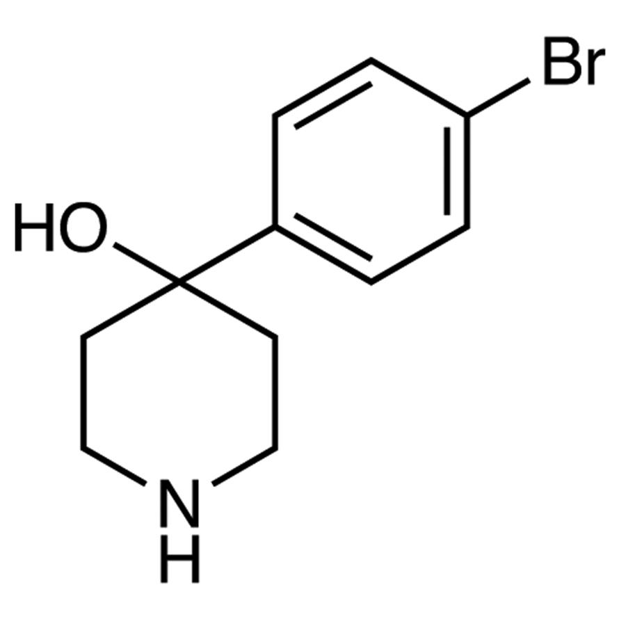 4-(4'-Bromophenyl)-4-hydroxypiperidine