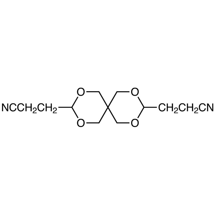 3,9-Bis(2-cyanoethyl)-2,4,8,10-tetraoxaspiro[5.5]undecane