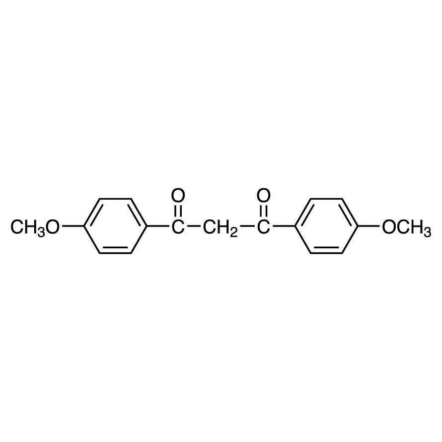 1,3-Bis(4-methoxyphenyl)-1,3-propanedione