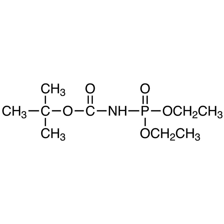 Diethyl N-(tert-Butoxycarbonyl)phosphoramidate
