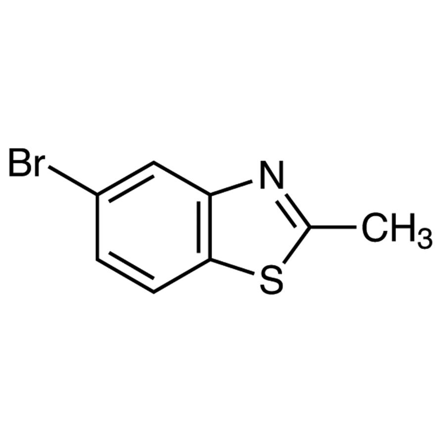 5-Bromo-2-methylbenzothiazole