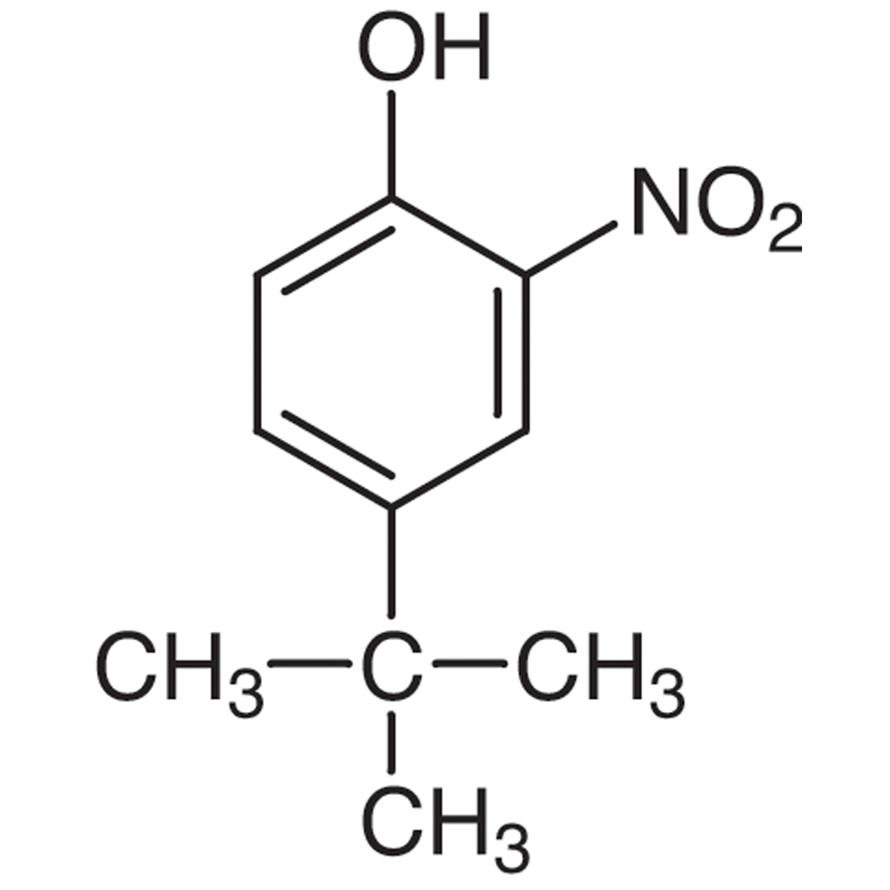 4-tert-Butyl-2-nitrophenol