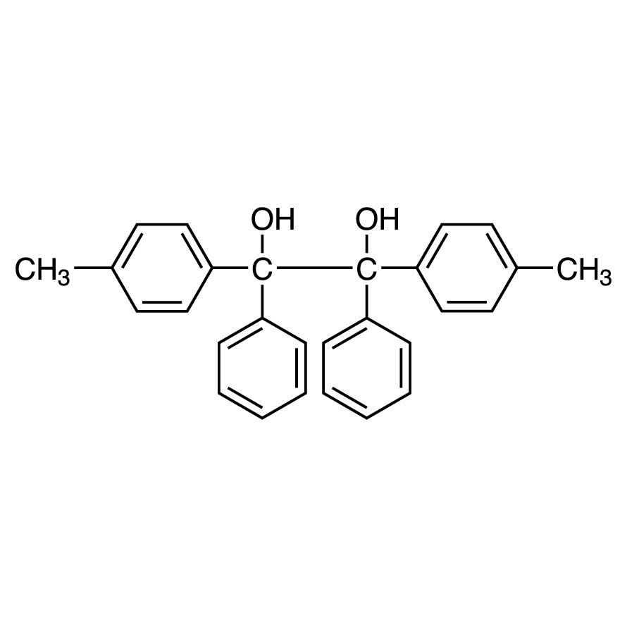 1,2-Bis(4-methylphenyl)-1,2-diphenyl-1,2-ethanediol