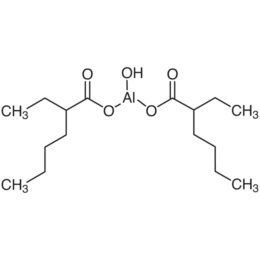 Bis(2-ethylhexanoato)hydroxyaluminum