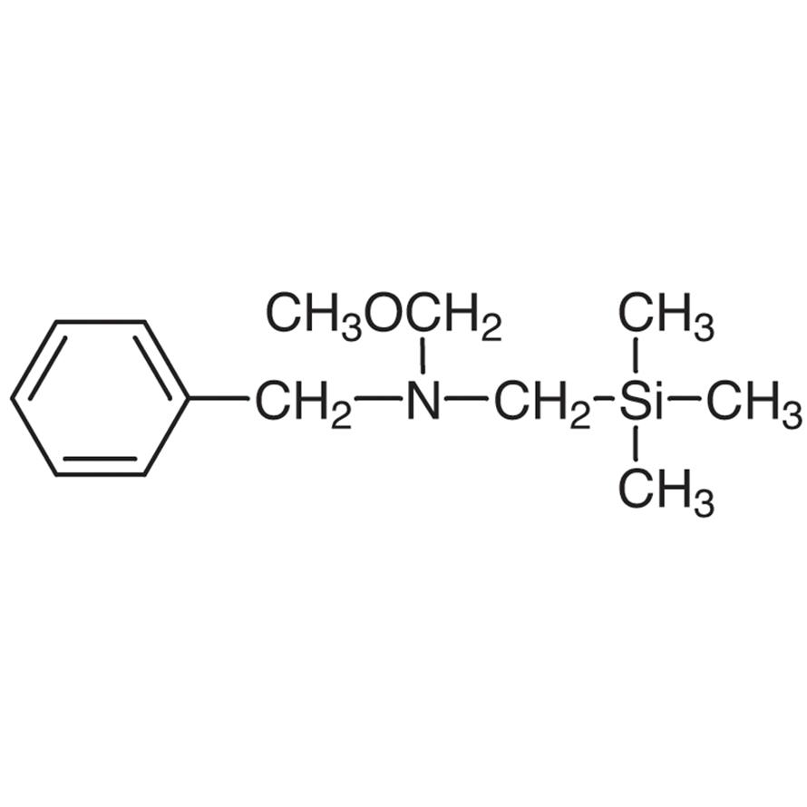 N-Benzyl-N-(methoxymethyl)-N-trimethylsilylmethylamine