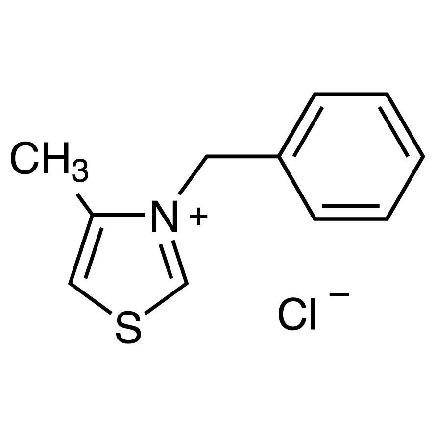 3-Benzyl-4-methylthiazolium Chloride