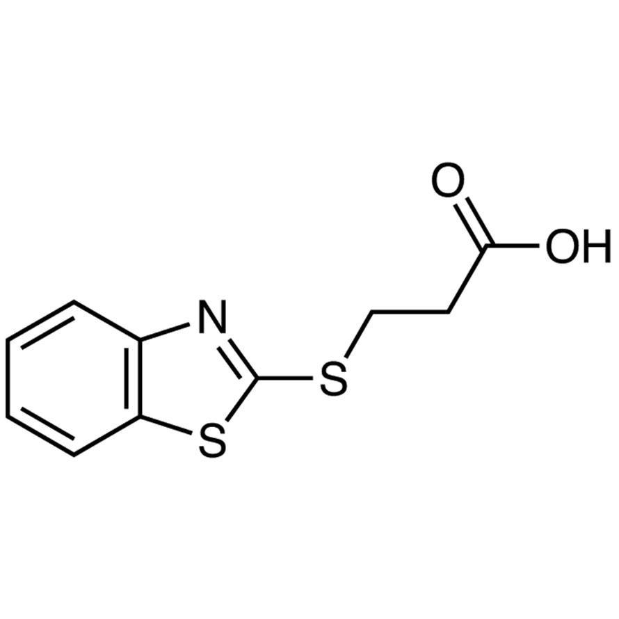 3-(2-Benzothiazolylthio)propionic Acid
