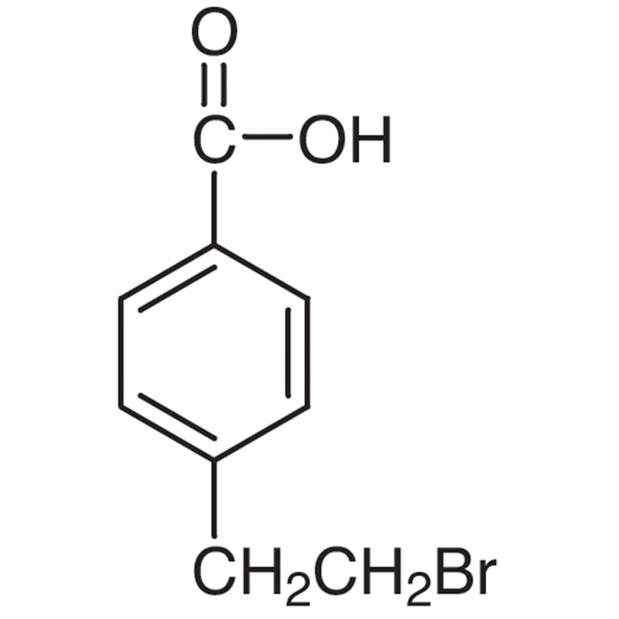 4-(2-Bromoethyl)benzoic Acid
