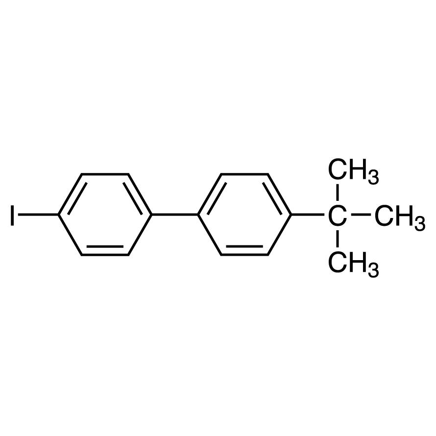 4-tert-Butyl-4'-iodobiphenyl