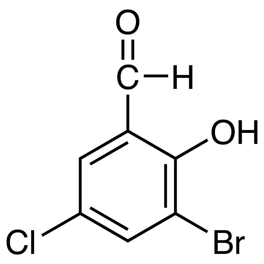 3-Bromo-5-chlorosalicylaldehyde