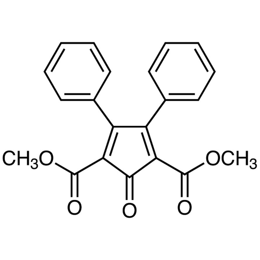 2,5-Bis(methoxycarbonyl)-3,4-diphenylcyclopentadienone