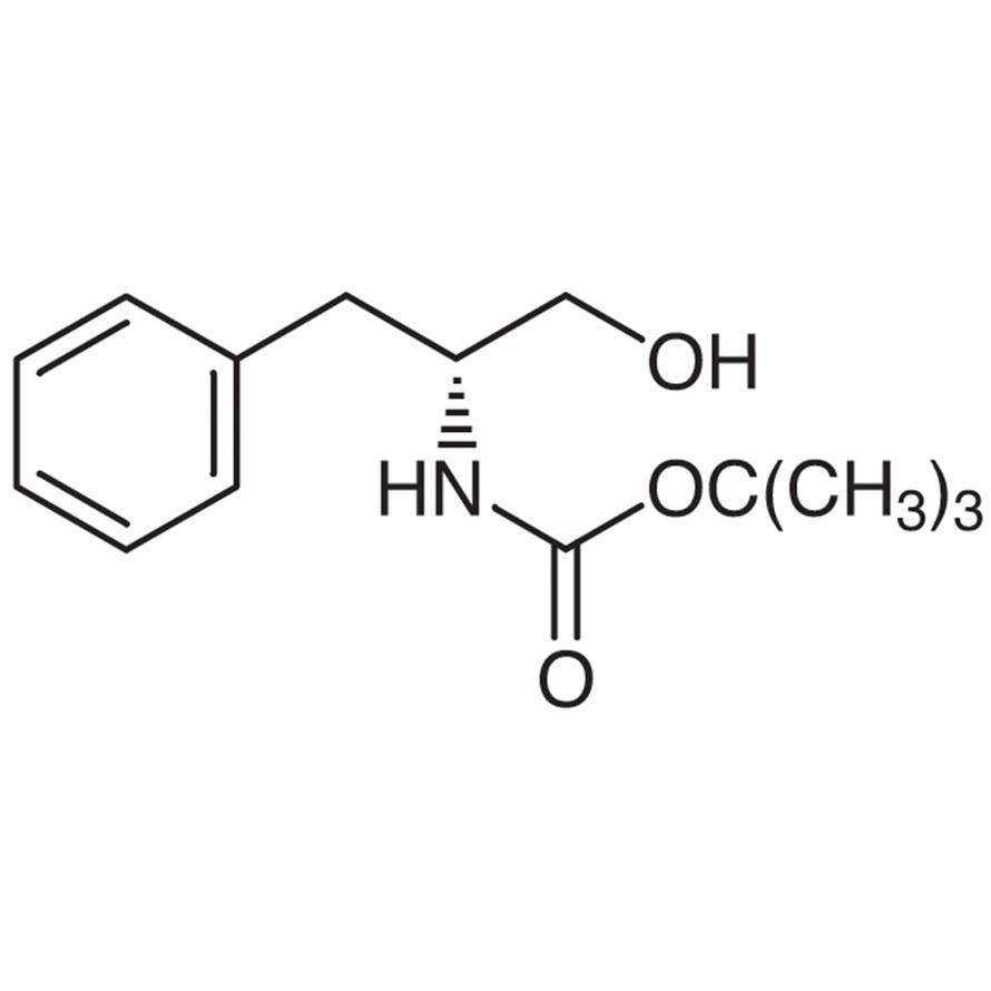 N-(tert-Butoxycarbonyl)-D-phenylalaninol