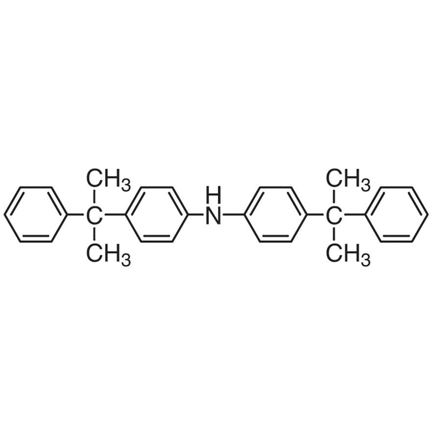 4,4'-Bis(,-dimethylbenzyl)diphenylamine