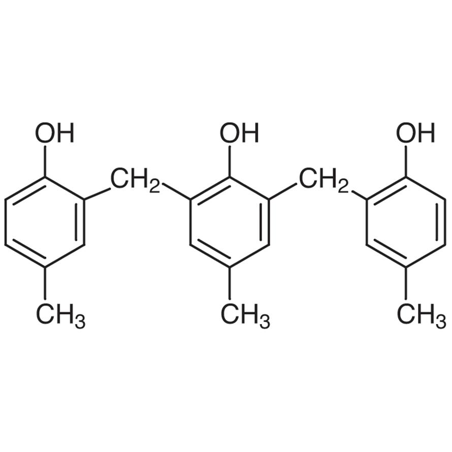 2,6-Bis[(2-hydroxy-5-methylphenyl)methyl]-4-methylphenol