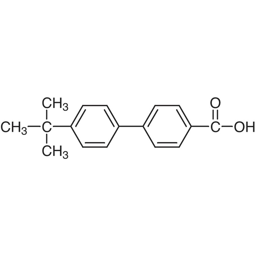 4-(4-tert-Butylphenyl)benzoic Acid