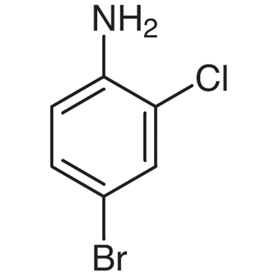 4-Bromo-2-chloroaniline