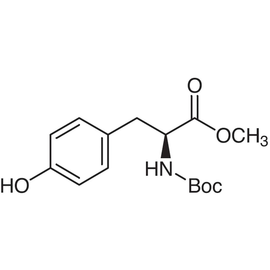 N-(tert-Butoxycarbonyl)-L-tyrosine Methyl Ester