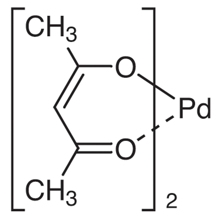 Bis(2,4-pentanedionato)palladium(II)