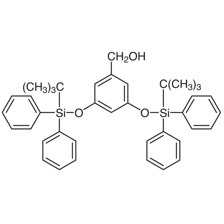 3,5-Bis(tert-butyldiphenylsilyloxy)benzyl Alcohol