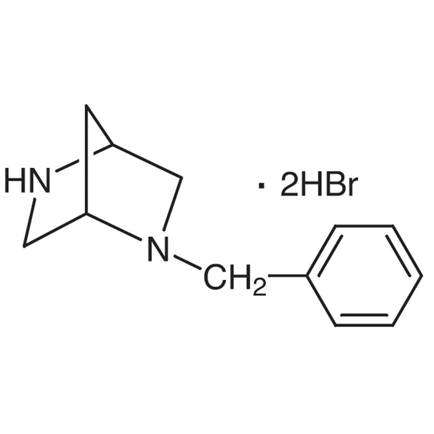 (1S,4S)-2-Benzyl-2,5-diazabicyclo[2.2.1]heptane Dihydrobromide