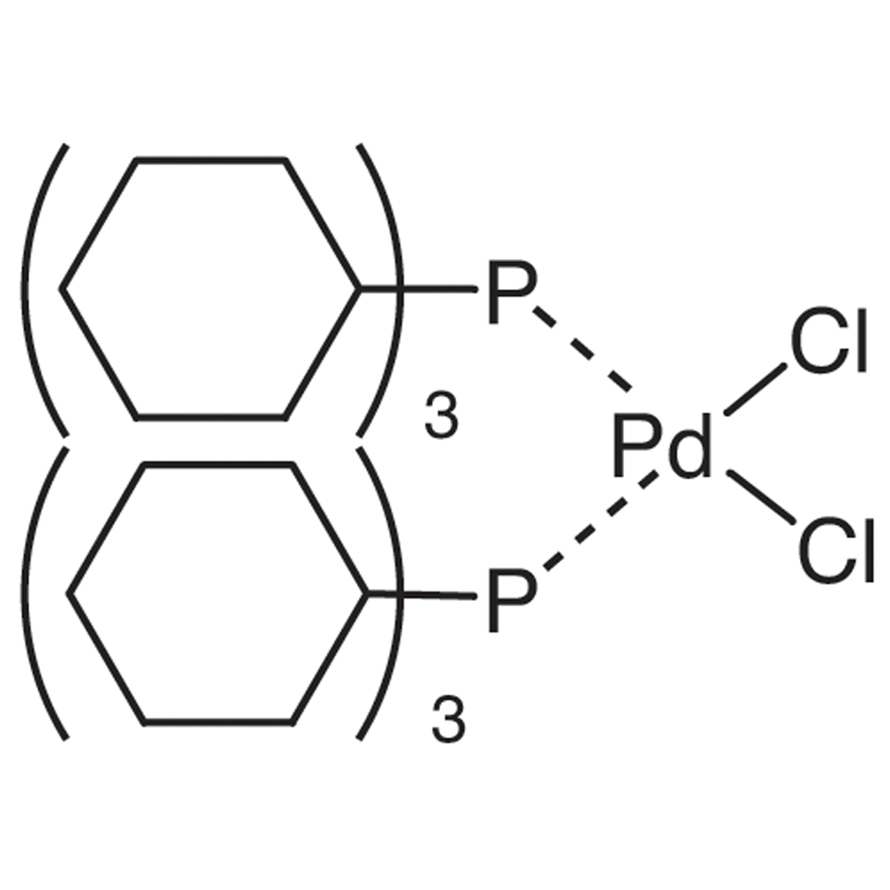 Bis(tricyclohexylphosphine)palladium(II) Dichloride