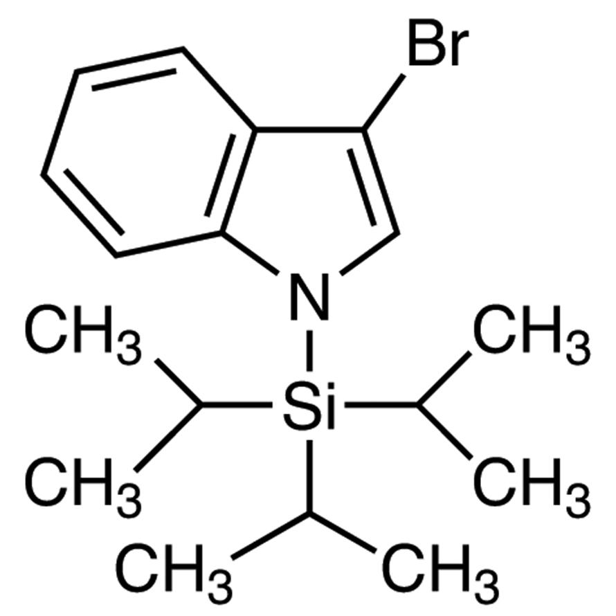 3-Bromo-1-(triisopropylsilyl)indole