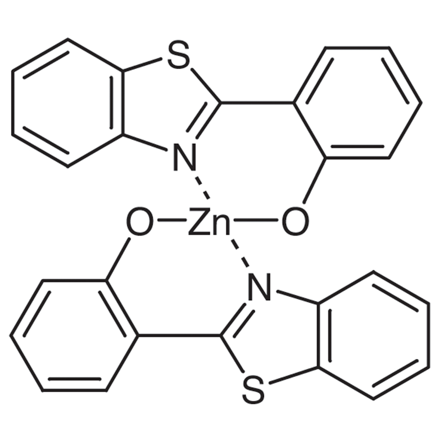 Bis[2-(2-benzothiazolyl)phenolato]zinc(II)